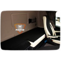 Bed cover for SCANIA R-series 2005-2013