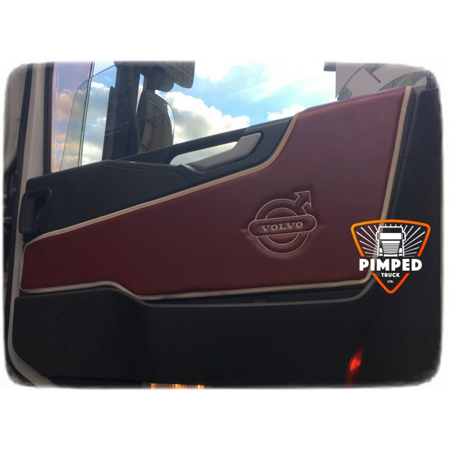 Door Cards VOLVO FH4 FM after 2013