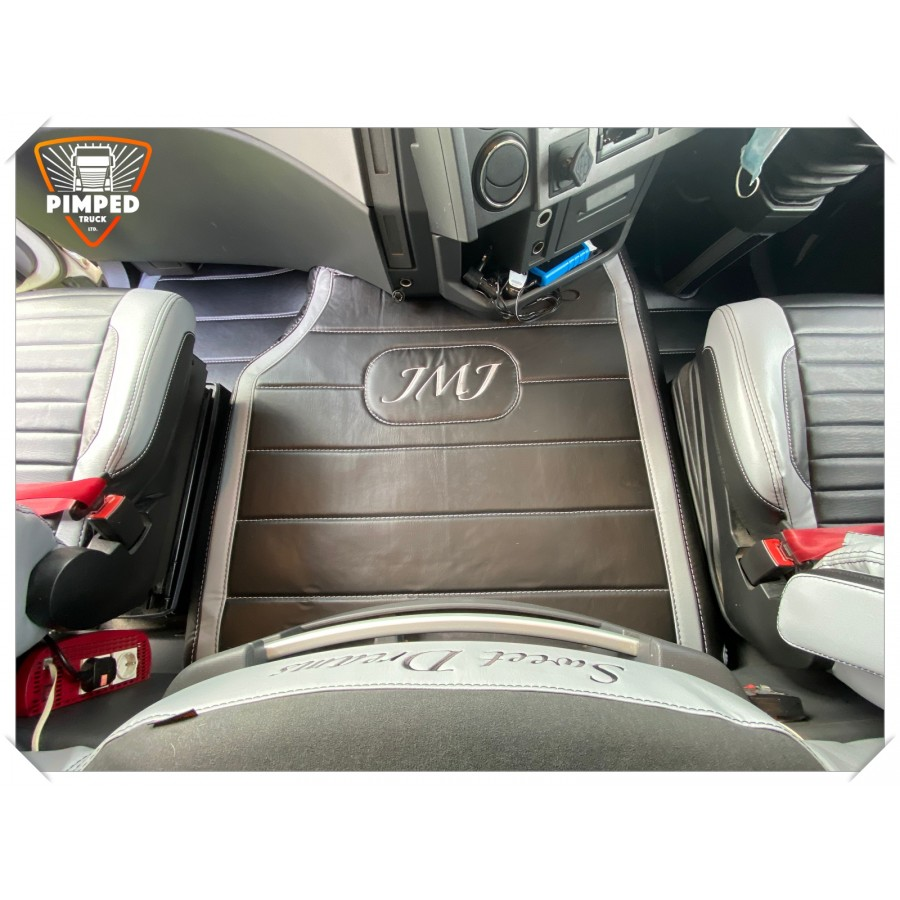 Renault T Eco Leather Engine cover & Floor mats MNW