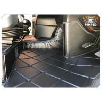 MAN TGX Eco Leather driver& passanger mats