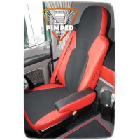 DAF 95/105xf TILL 2012YEAR / DAF CF EURO5 ECO LEATHER SEAT COVERS