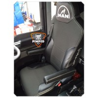 MAN TGX/TGS ECO LEATHER SEAT COVERS