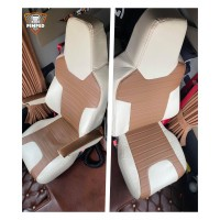MAN TGX NEW GEN FULL ECO LEATHER SEAT COVERS