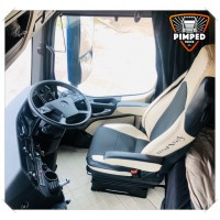 MERCEDES ACTROS MP2 / MP3 / MP4 / MP5 AROCS SEAT COVERS