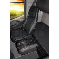 RENAULT MAGNUM 2002-2008 ECO LEATHER SEAT COVERS