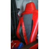 RENAULT T-range ECO LEATHER SEAT COVERS
