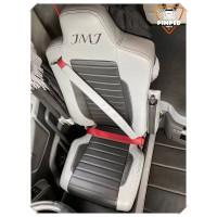 RENAULT T-range /K-range FULL ECO LEATHER SEAT COVERS