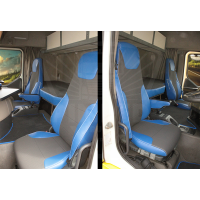 RENAULT PREMIUM ECO LEATHER SEAT COVERS