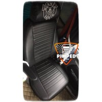 SCANIA 4-series ECO LEATHER SEAT COVERS