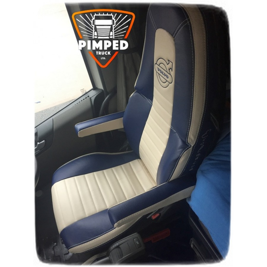 Volvo Fh4 Fm After 2013 Eco Leather Seat Covers