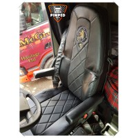 VOLVO FH4/ FM after 2013 FULL ECO LEATHER SEAT COVERS