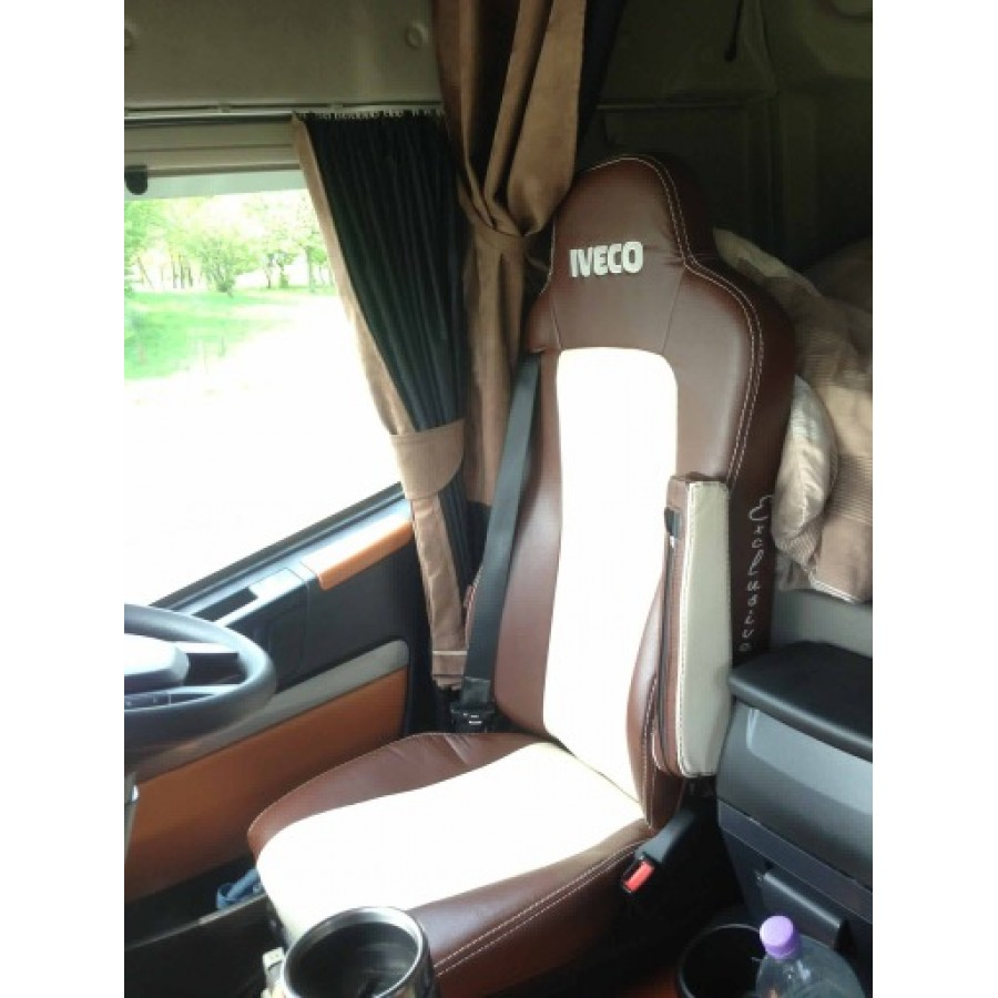 IVECO HI-Way ECO LEATHER SEAT COVERS