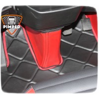 Steering wheel column base cover IVECO