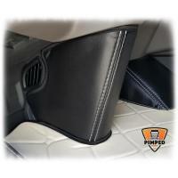 Steering wheel column base cover SCANIA