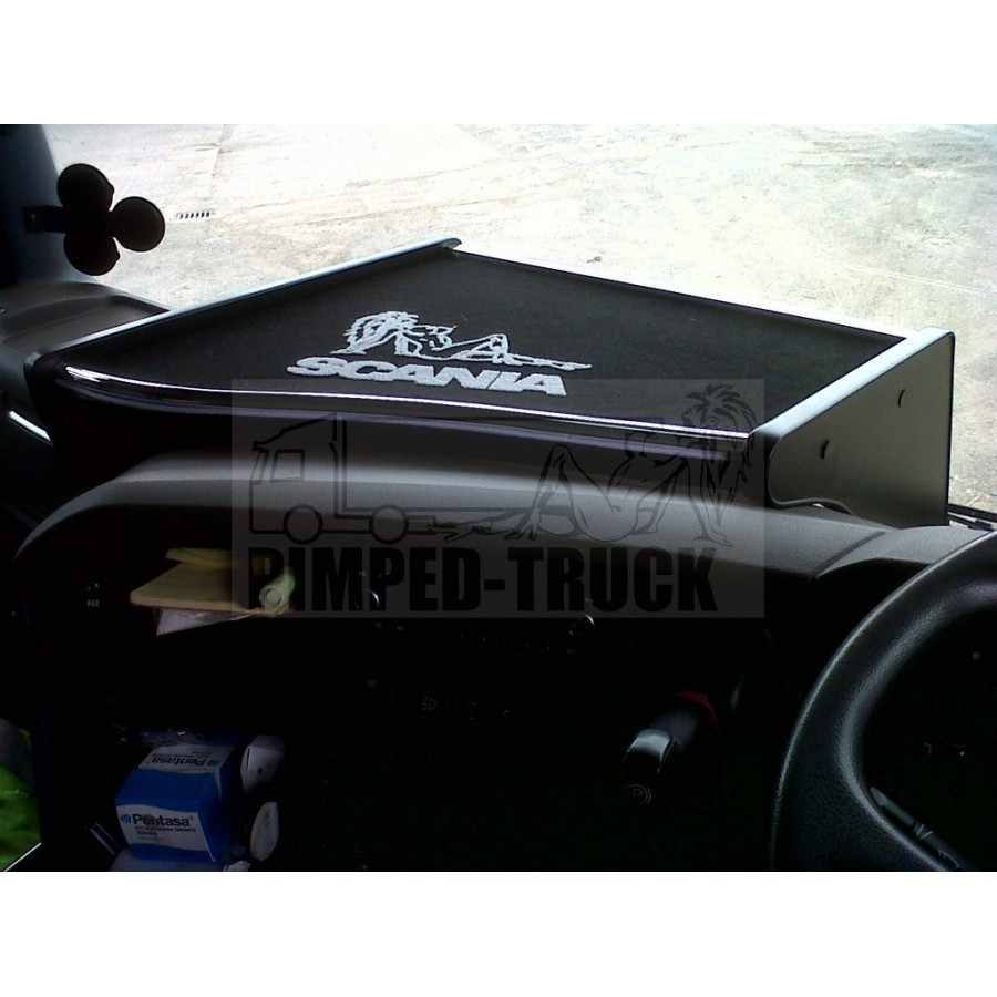 Scania R-series 2010-2013 centre truck table