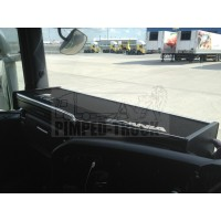 Scania R-series 2010-2013 large with drawer truck table