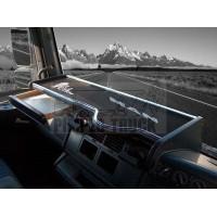 Man TGA NARROW DRIVER CAB; TGL; TGM large with drawer truck table