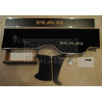 Man TGA WIDE DRIVER CAB large with drawer truck table