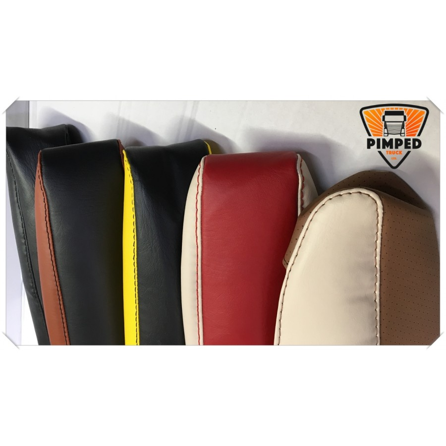 available in any color Daf Arm Rest cover ECO LEATHER