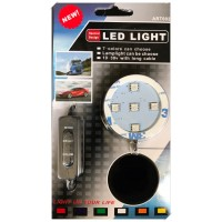 LED Light for Poppy liquid with 7 colours base
