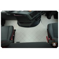 VOLVO FH4 Eco Leather Engine cover & Floor mats