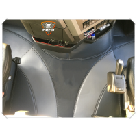 VOLVO FH4 Eco Leather Engine cover & Floor mats MKT